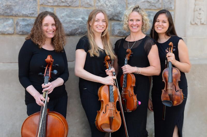 About Morris String Quartet