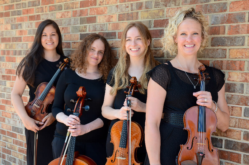 Morris String Quartet Booking Info
