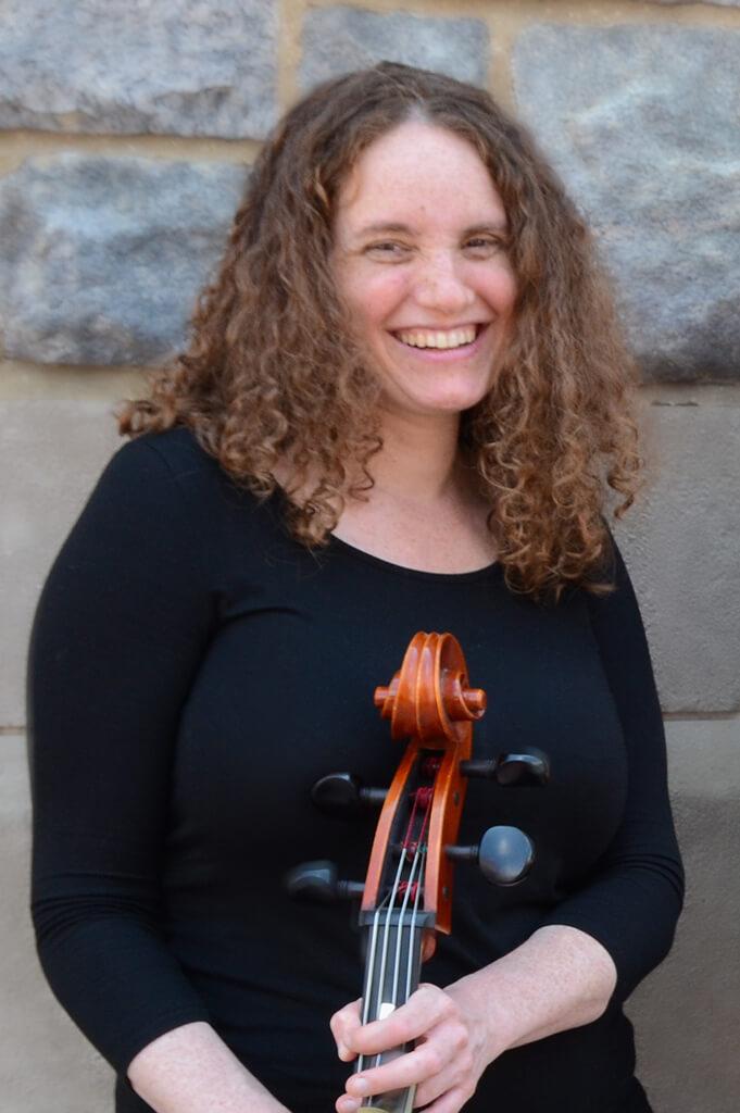 Naomi Gray Morris String Quartet
